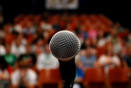 Josh Peace Offers Advice On How To Cure You Fear Of Public Speaking
