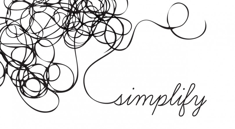 Josh Peace Reviews the Importance of Simplifying Everything