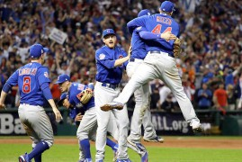 Josh Peace Reviews Chicago Cubs Victory In The World Series